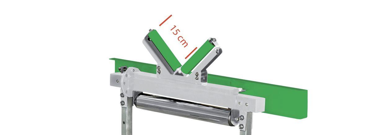 Machine Pour Le Bois - TAB1300 Convoyeursà rouleaux Machines pour le bois Vynckier tools