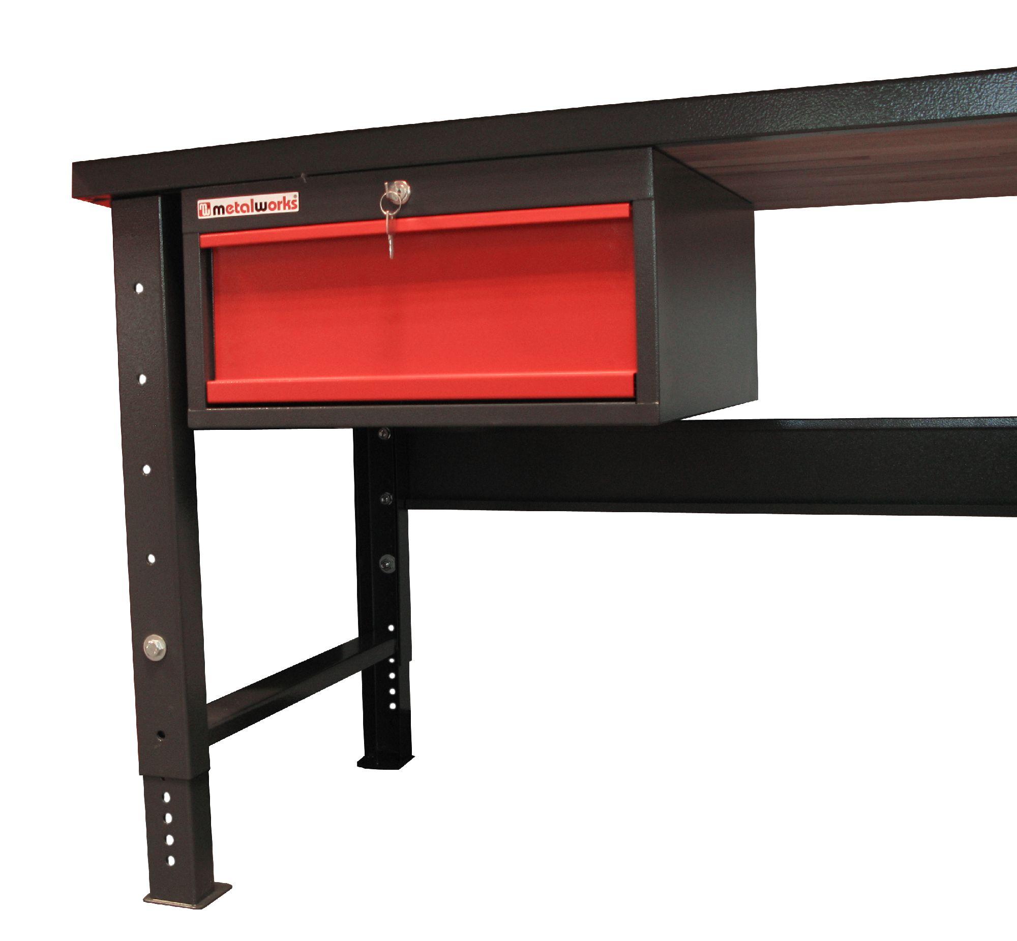 Modular modl mw ladekasten werkplaatsmeubilair for Ladeblok 1 lade