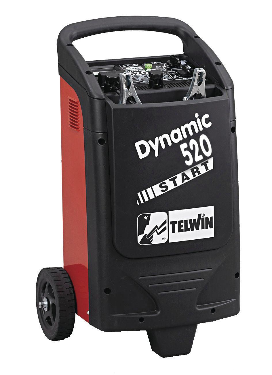 Dynamic 520 Batterijladers En Snelstarters Met