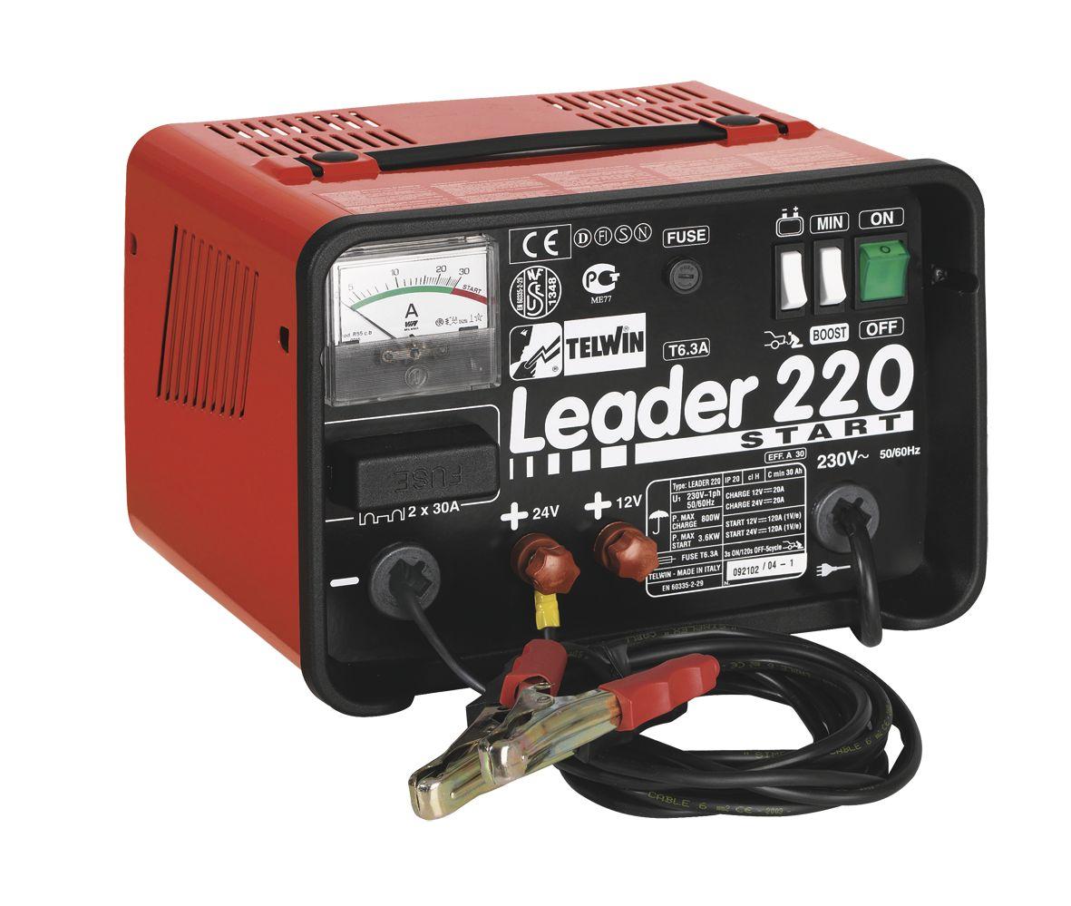 Leader 150 220 400 Chargeurs De Batteries Et D 233 Marreurs