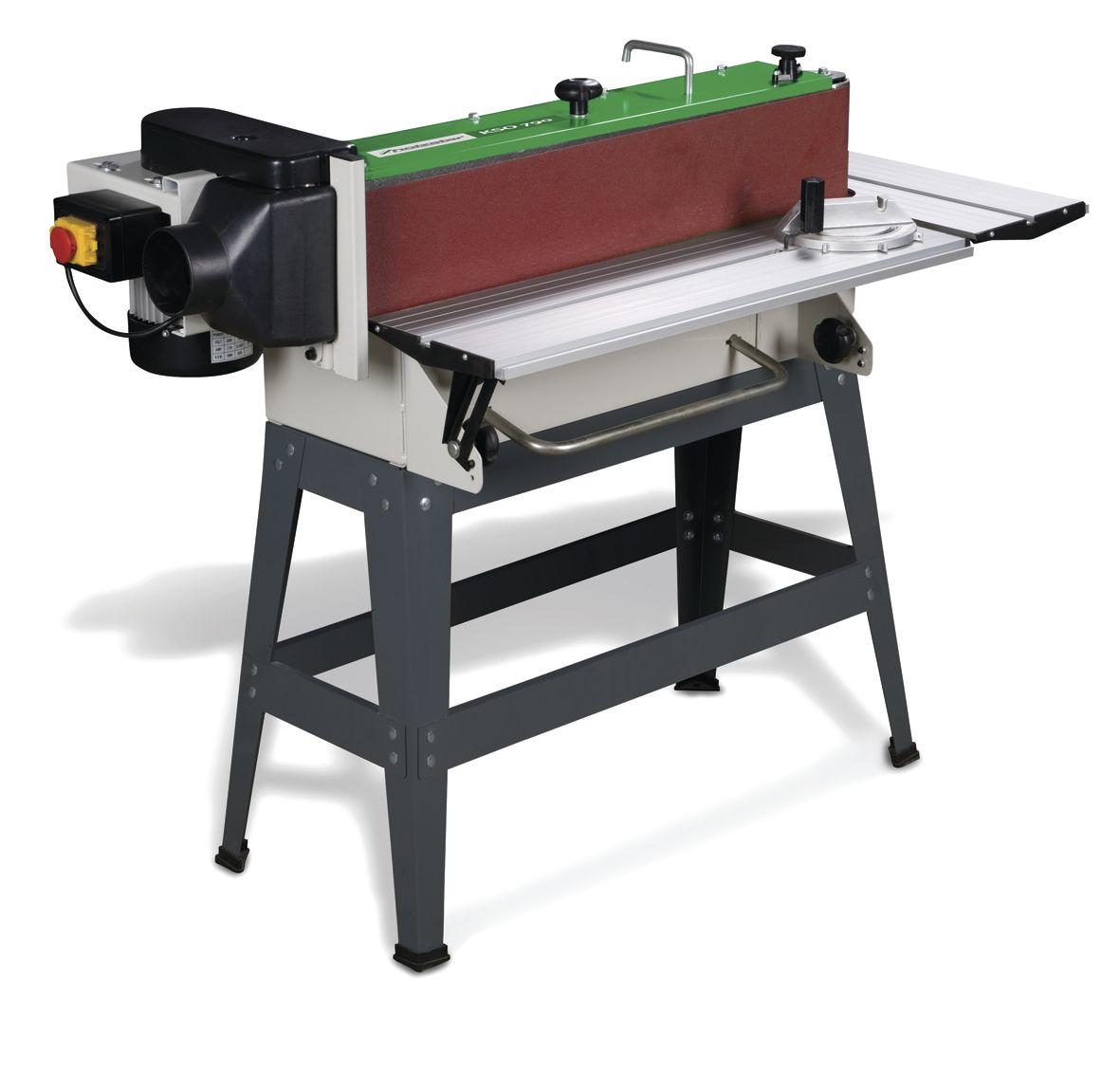 kso790 230v ponceuses bande et d gauchisseuses machines pour le bois vynckier tools. Black Bedroom Furniture Sets. Home Design Ideas