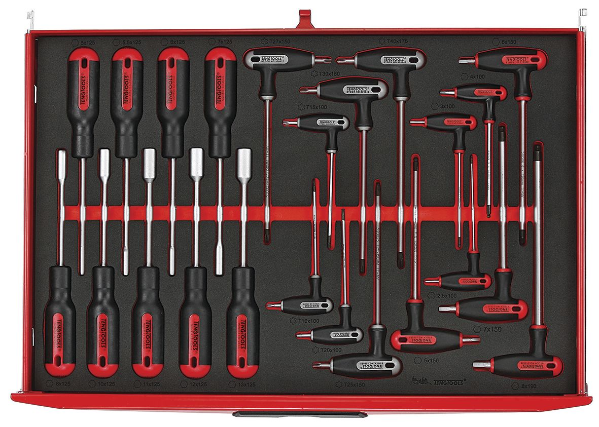 EVA MASTER TOOLSET 278 | | Tool sets | Vynckier tools