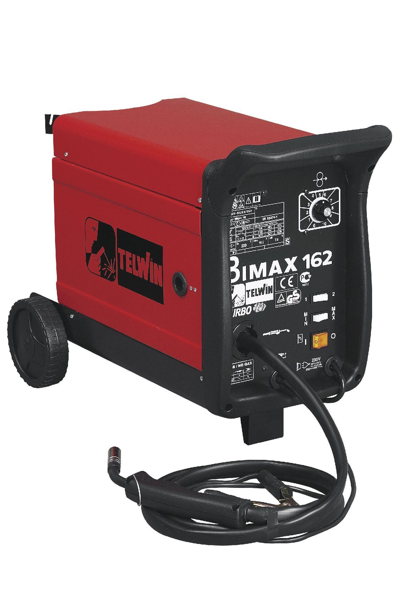 BIMAX 162 TURBO   FLUX-MIG welding machines   Welding machines ... 3629f91750be