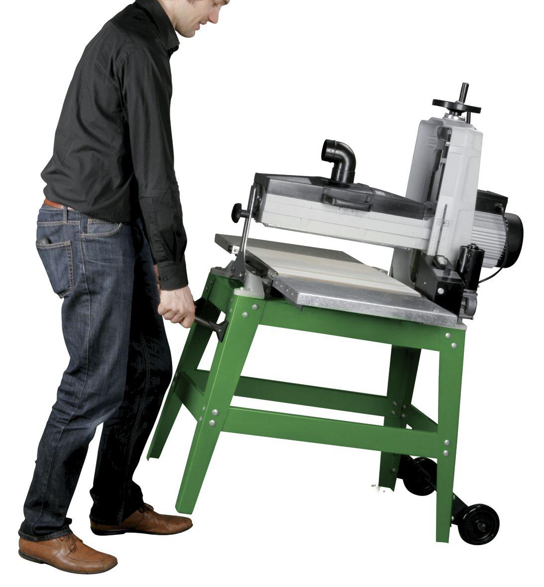 zsm405 ponceuses bande et d gauchisseuses machines pour le bois vynckier tools. Black Bedroom Furniture Sets. Home Design Ideas