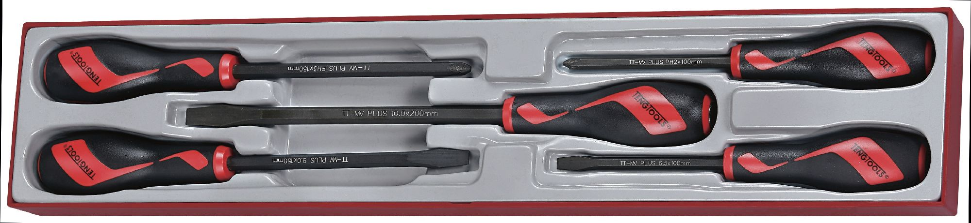 TTXMDTN | Tools in PS trays | Tools in trays | Screwdrivers