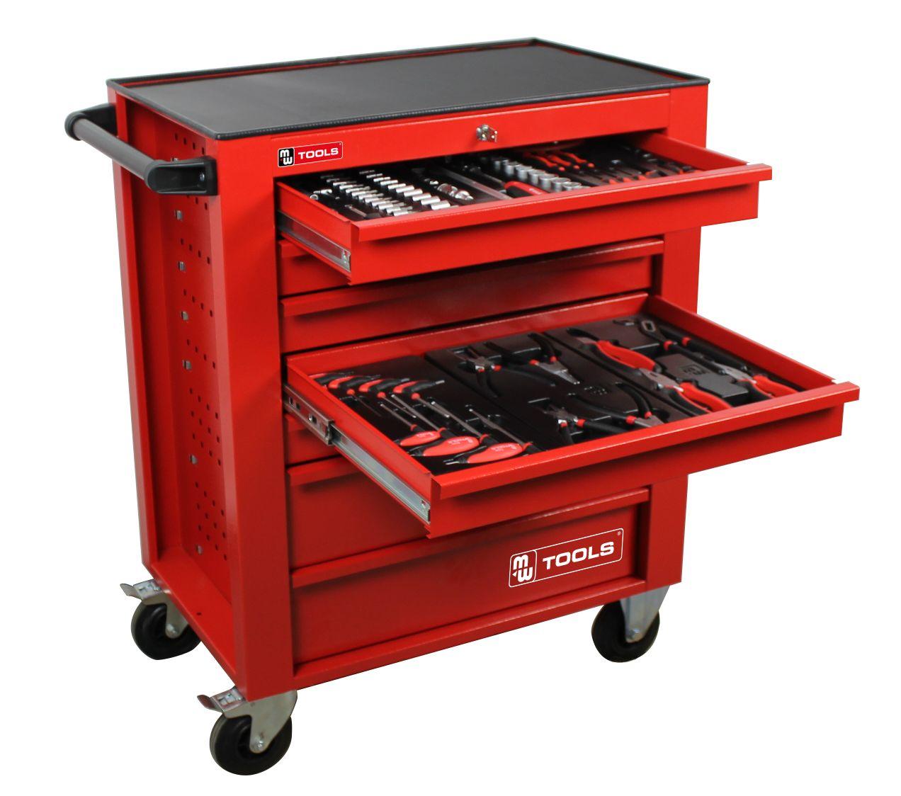 mwt397r servantes d 39 atelier compl tes sets d 39 outils vynckier tools. Black Bedroom Furniture Sets. Home Design Ideas