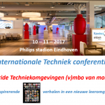 Internationale Techniekconferentie 10/11